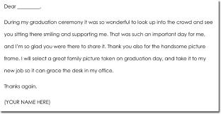 Graduation Thank You Note 8 Graduation Thank You Note Templates Wording Ideas