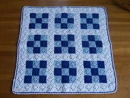 Ravelry: Baby Nine Patch Crochet Quilt pattern by Melanie ... & Ravelry: Baby Nine Patch Crochet Quilt pattern by Melanie Henderson  http://www Adamdwight.com