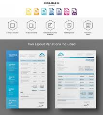 invoice template design striking cool invoice templates tecnicidellaprevenzione