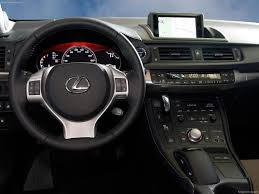 Lexus Ct Pictures Information Specs