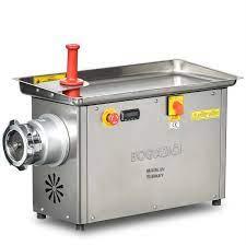 Boğaziçi 22 No Komple Krom Paslanmaz Soğutmalı Kıyma Makinesi BPKM 22 S