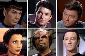 Star Trek rankings: movies, TV series, villains, and crew members from best  to worst.