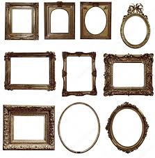 Antique wood picture frames Cutout Antique Wooden Frames Stock Image Fevcol Antique Wooden Frames Stock Photo Valphoto 72043959