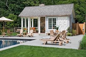 pool house furniture. Crisp Architects Farmhouse-pool Pool House Furniture U