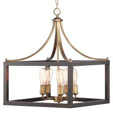 Home Decorators Collection 3 Light Pendant Boswell Quarter Collection Home Decorators Collection Boswell Quarter Collection 5 Light Vintage Brass Chandelier With Painted Black Distressed Wood Accents