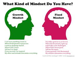 Growth Mindset Chart The Goodrich Way Developing A Growth Mindset