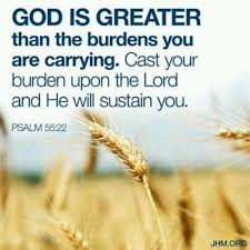 Image result for jesus carries your burdens