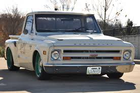 1968 chevy c 10 shop truck