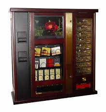 Tool Vending Machines For Sale Custom The Cigar Bar The Ultimate Wall Mounted Cigar Vending Machine