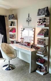 vanity fur chair awesome 18 stunning bedroom vanity ideas