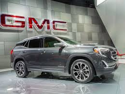 2018 gmc white terrain. simple terrain 2018 gmc terrain arrives in style on gmc white terrain