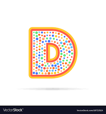 The Letter D Design Letter D In Circle Abstract Logo Design Creative