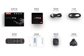 EVPAD 5P 6K AI Stimme Smart TV Box - Hohe Leistung, 1000 Film & Live Kanäle,EVPAD  TV-Box