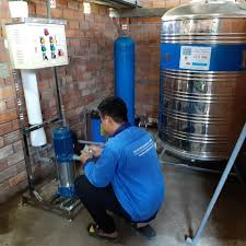 Hệ thống Máy lọc nước RO công nghiệp giá rẻ - Home