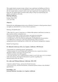 Dentist Resume Search Oneswordnet