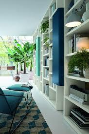 modular wall unit design living room