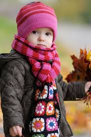 cute baby in autumn mobile wallpaper