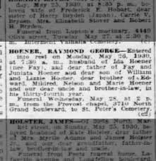 St Louis Post Dispatch From St Louis Missouri On May 26