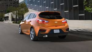 chevrolet new car releaseChevrolet releases the first images of the new Cruze Hatch