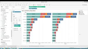Add Totals To Stacked Bar Charts In Tableau Smoak Signals