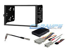 dash parts for buick rendezvous ebay Metra Wiring Harness Buick Rendezvous double din car stereo radio dash kit with bose & onstar interface wire harness (fits buick rendezvous) Metra Wiring Harness Diagram