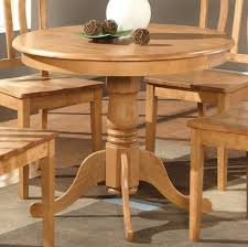 creative of round oak dining table small inside design 17