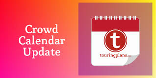 walt disney world crowd calendar update for february 2019