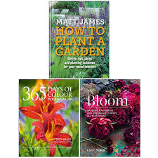 Rhs Colour Chart Amazon Rhs How To Plant A Garden 365 Days Of Colour In Your Garden