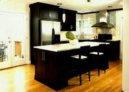warm the kitchen with dark ideas also attractive what color flooring go cabinets pictures maple ahcshome