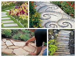 38 awesome diy garden path and walkways