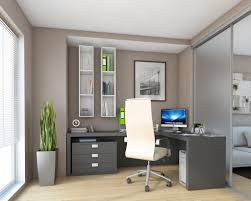 office sliding doors. Enticing Home Office Sliding Door Feat L Shaped Gray Table And High Chair Doors D