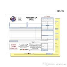 receipt book printing carbonless manifest sales receipt invoice book note storehouse ncr