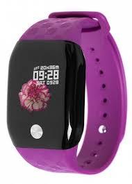 <b>Умный</b> фитнес-<b>браслет ZDK</b> A88+ (фиолетовый) купить в Москве ...