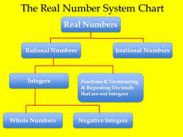 Chapter 3 Lesson 3 4 The Real Number System Ppt Download