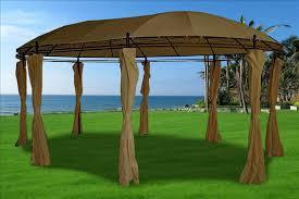 white outdoor gazebo canopy tent reviews beige screen 2