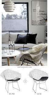 bertoia style chair. Bertoia Diamond Chair Style I