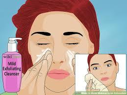 image led make makeup look airbrushed step 1