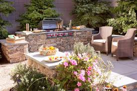 Tropical Outdoor Kitchen Designs Cool Ideas