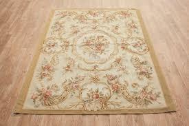 chinese aubusson needlepoint rug cau018850 cau018850a