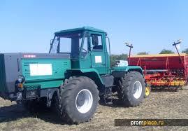 Тракторы Т были созданы для эффективной работы в колхозах Фото трактора Т 150