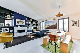 decorate open floor plan layout homes