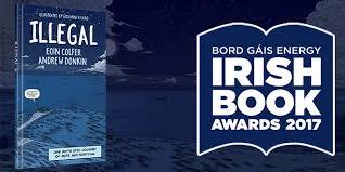 illegal nominated for irish children s book of the year award artemis fowl confidential