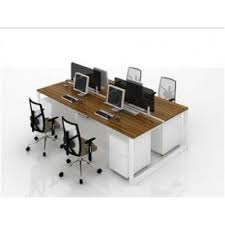 dual office desk. Modern Dual Office Desk - Comes In Many Finishes
