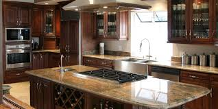 Choosing A Granite Stone Color For Your Kitchen Countertop
