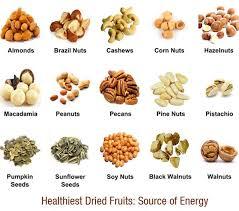 Dry Fruits Vitamins Chart Delhi Crazyflorist Com Dry Fruits List Fruit List Dried