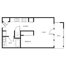 ... Rectangular 2 Story House Plans 1 Bedroom Apartment Floor Plans Best  Home Design Ideas Sondos ...