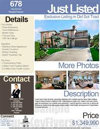 Free Sample Flyers Stunning Real Estate Flyers PDF Templates Turnkey Flyers