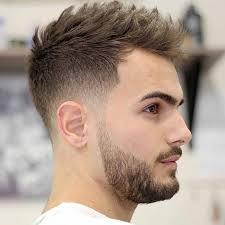 Image Belle Coiffure Homme Cheveux Court Coupe De Cheveux