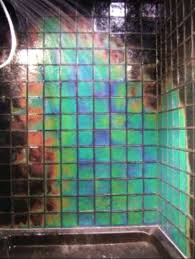 amazing style color changing tiles bathroom heat sensitive