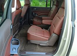 2016 chevrolet suburban ltz 2nd row seats